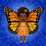 sunflower-butterfly-fairy